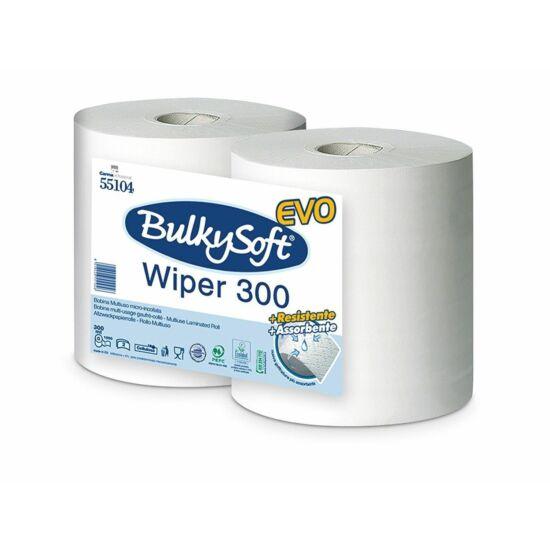BulkySoft classic ipari törlőpapír 2rtg M22 D26 1000lap 300m cell 2tek/gyűjtő