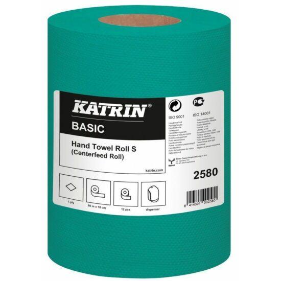 Katrin Basic S Green tekercses kéztörlő, 1 rétegű