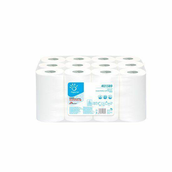 Papernet Special belsőmagos tekercses kéztörlő 2rtg 66,85m pure cell 12tek/cs
