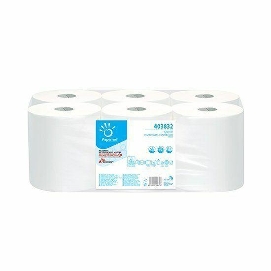 Papernet Special belsőmagos tekercses kéztörlő pure cell 2rtg 108m 6tek/zsák