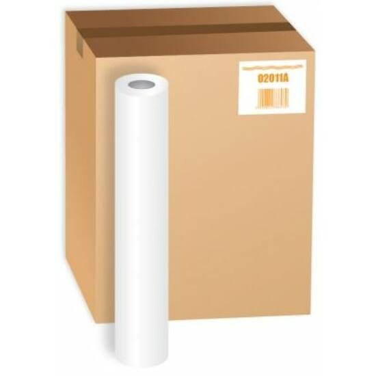 Orvosi lepedő 2 rtg., fehér, cell, 37cm, 50m, 6 tek/karton