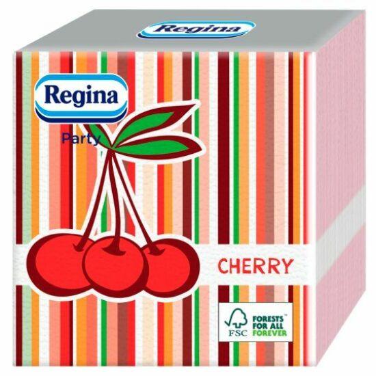 Regina Party orange-cherry szalvéta 1rtg 30x29cm 36x45db/gyűjtő
