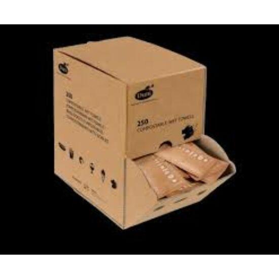 Duni frissítő kendő adagolóval 5x7cm 4x250db/gyűjtő