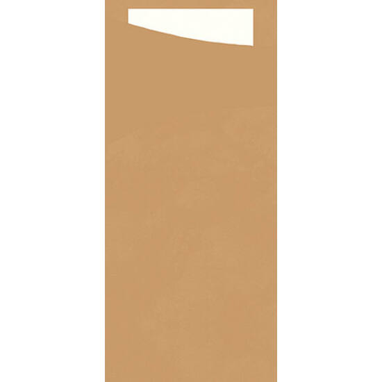 Duni sacchetto Ecoecho/fehér 19x8,5cm 4x100db/gyűjtő