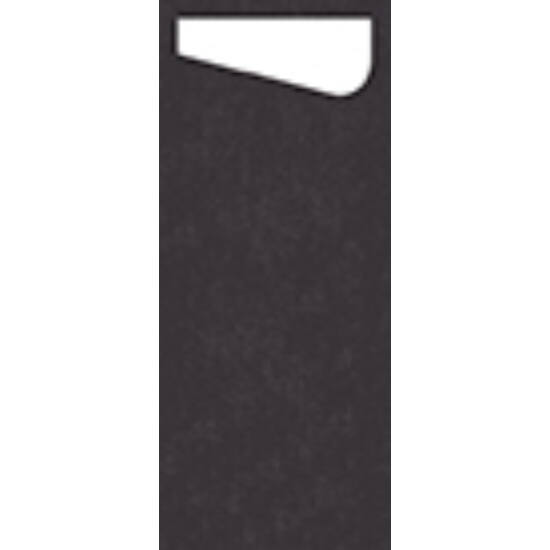 Dunisoft sacchetto fekete/fehér 23x11,5cm 4x60db/gyűjtő