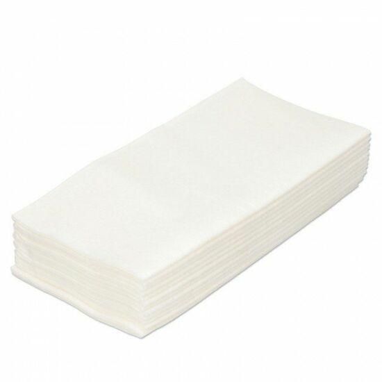 Dunisoft szalvéta fehér 40x40cm 1/8 12x60db/gyűjtő