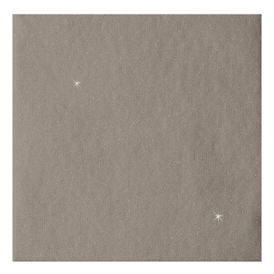 Dunilin Brilliance szalvéta greige 40x40cm 12x45db/gyűjtő