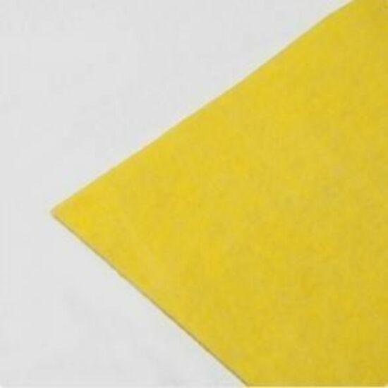 Törlőkendő sárga 140g 38x40cm 50db/gyűjtő