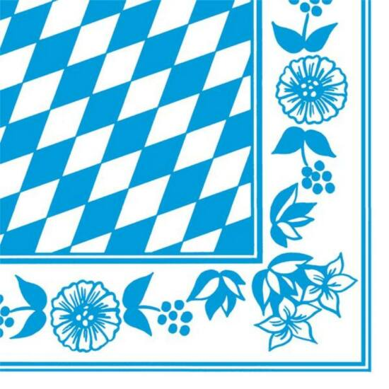 Dunisoft szalvéta Bayrische Raute 40x40cm 12x60db/gyűjtő