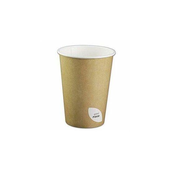 Duni Ecoecho leveses pohár barna 950ml 10x50db/gyűjtő