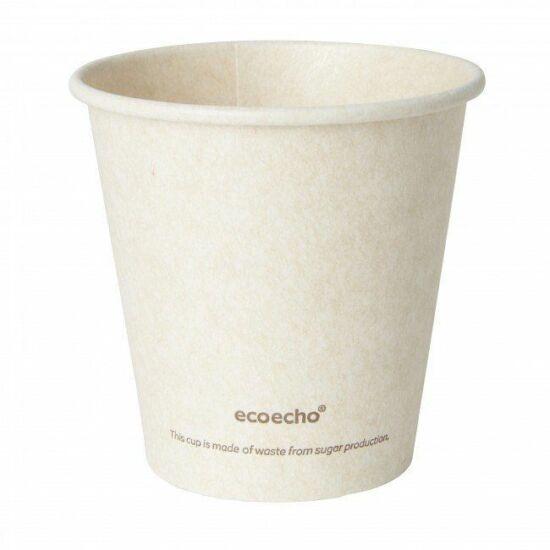 Duni Ecoecho Bagasse kávéspohár Sweet 180ml 16x50db/gyűjtő