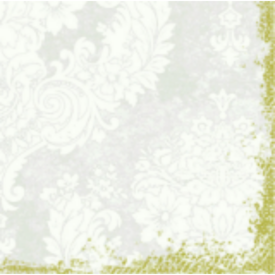 Duni classic szalvéta Royal white 4rtg 40x40cm 6x50db/gyűjtő