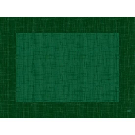 Dunicel alátét Linnea dark green 30x40cm 5x100db/gyűjtő