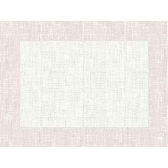 Dunicel alátét Linnea white 30x40cm 500db/gyűjtő