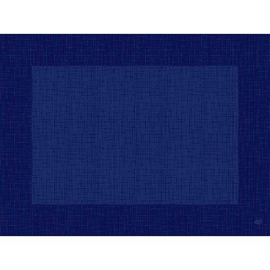 Dunicel alátét Linnea dark blue 30x40cm 500db/gyűjtő