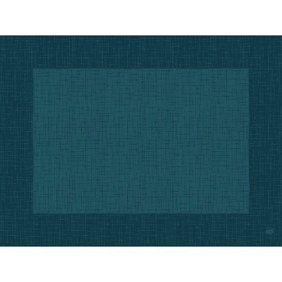 Dunicel alátét Linnea ocean teal 30x40cm 5x100db/gyűjtő