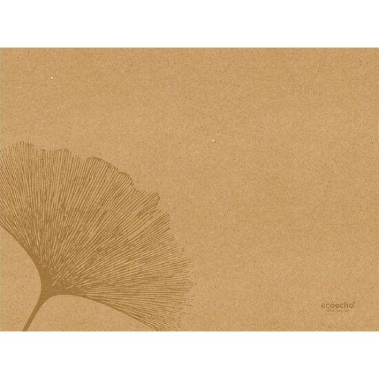 Duni papír alátét Organic 30x40cm 4x250db/gyűjtő