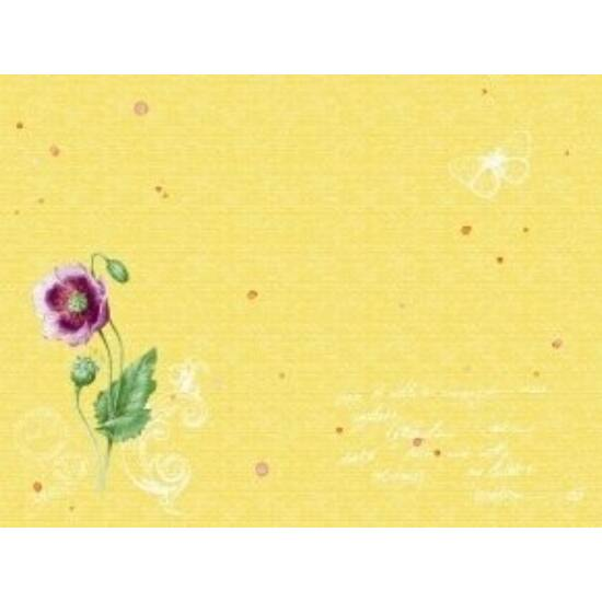Dunicel alátét Spring lilies 30x40cm 5x100db/gyűjtő