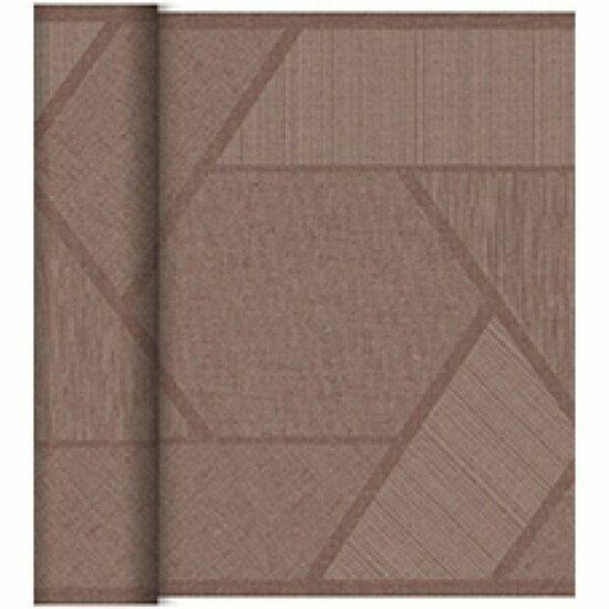 Dunicel Téte-a-Téte asztali futó Elwin greige 0,4x24m 4tek/gyűjtő