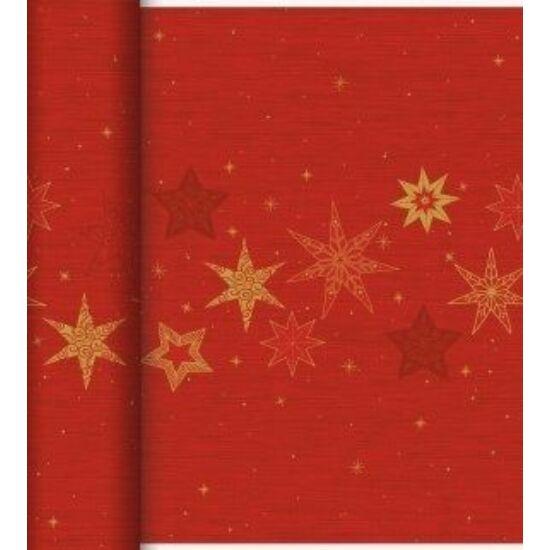 Dunicel Téte-a-Téte asztali futó Star stories red 0,4x24m 4tek/gyűjtő