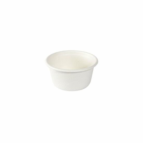 Duni Ecoecho öntetes tálka fehér 60ml 10x150db/gyűjtő