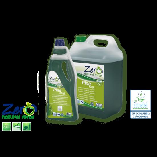 Sutter Zero Pine Easytodose természetes alapú általános felülettisztító konc. 1000ml 12db/gyűjtő