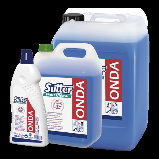 Sutter Onda általános tisztítószer 1000ml 12db/gyűjtő