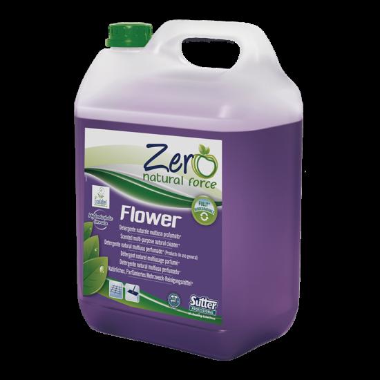 Sutter Zero Flower általános alkoholos tisztítószer virág illatú 5l 4kanna/gyűjtő