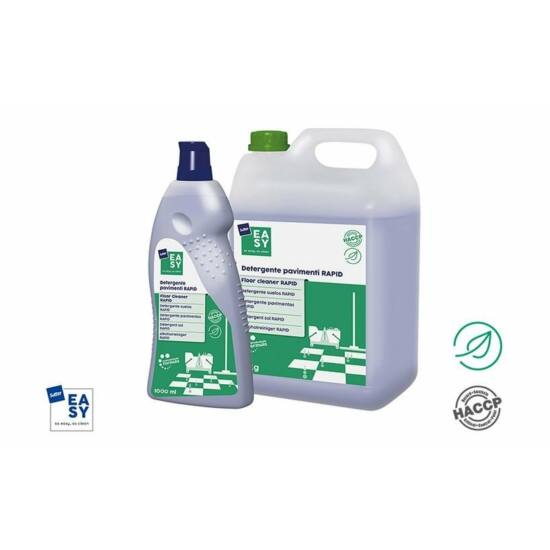 Sutter Easy Floor Cleaner Rapid hidro-alkoholos tisztítószer 5kg 4kanna/gyűjtő