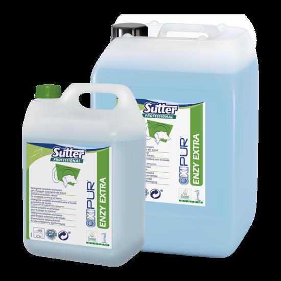 Sutter Enzy Extra enzimes főmosószer 5kg 4kanna/gyűjtő