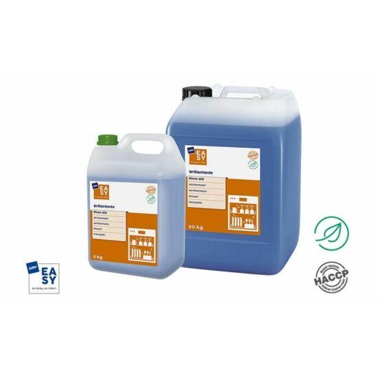 Sutter Easy Rinse Aid öblítőszer mosogatógéphez mindenfajta vízkeménységre 20kg
