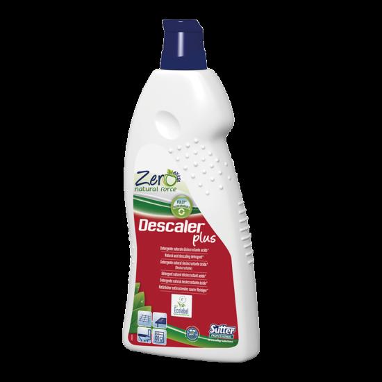 Sutter Zero Descaler Plus környezetbarát vízkőoldó 1000ml 12db/gyűjtő