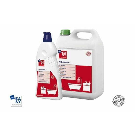 Sutter Easy Descaler vízkőoldó tisztítószer 5kg 4kanna/gyűjtő