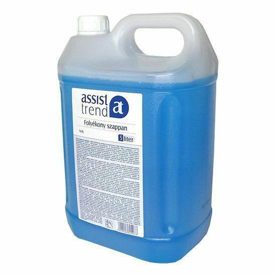 Trend folyékony szappan kék 5l