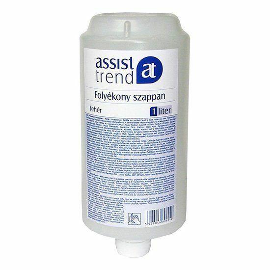 Trend folyékony szappan fehér 1000ml 8db/gyűjtő