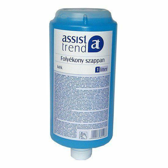 Trend folyékony szappan kék 1000ml 8db/gyűjtő