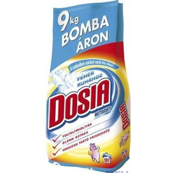 Dosia kompakt mosópor fehér 9 kg (120 mosás)