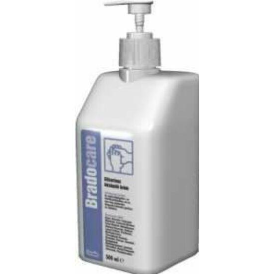 Bradocare kézápoló glicerines kézkrém pumpás 500 ml