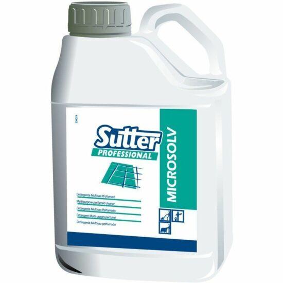 Sutter Microsolv zsíroldószer 5kg 4kanna/gyűjtő