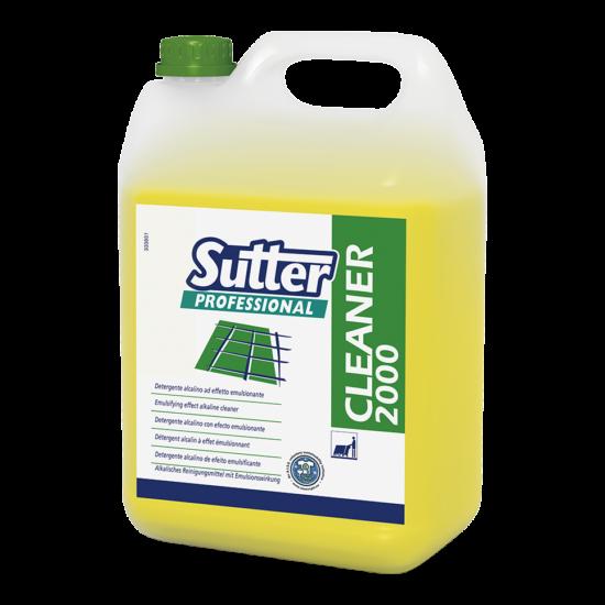 Sutter Cleaner 2000 nagy hatású tisztítószer 5kg 4kanna/gyűjtő
