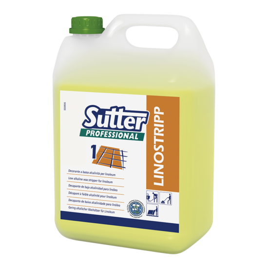 Sutter Linostripp rétegeltávolító 5kg 4kanna/gyűjtő