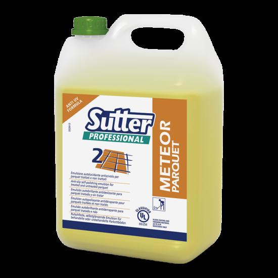 Sutter Meteor Parquet polimer alapú parketta bevonószer 5kg 4kanna/gyűjtő