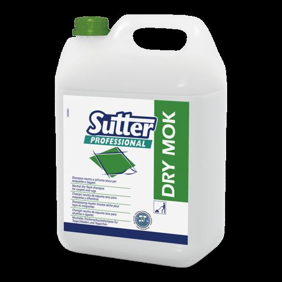 Sutter Dry-Mok szőnyegtisztító 5kg 4kanna/gyűjtő