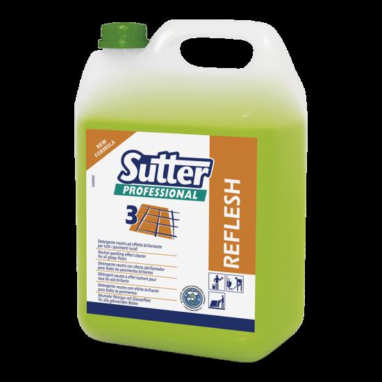 Sutter Reflesh kerámia felülethez tisztítószer 5kg 4kanna/gyűjtő