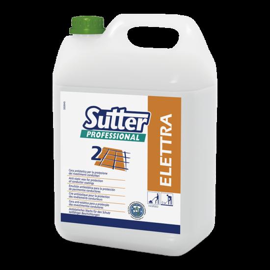 Sutter Elettra padlóbevonószer 5kg 4kanna/gyűjtő