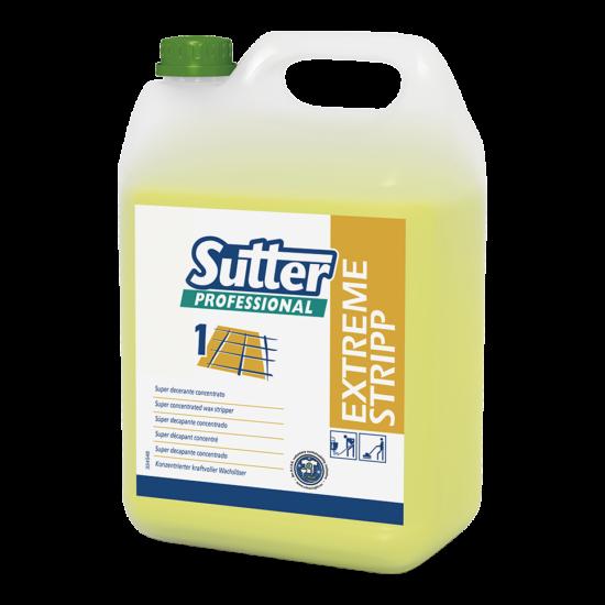 Sutter Extreme Stripp szuper konc. gyanta oldó tisztítószer (NO-LINO) 5kg 4kanna/gyűjtő