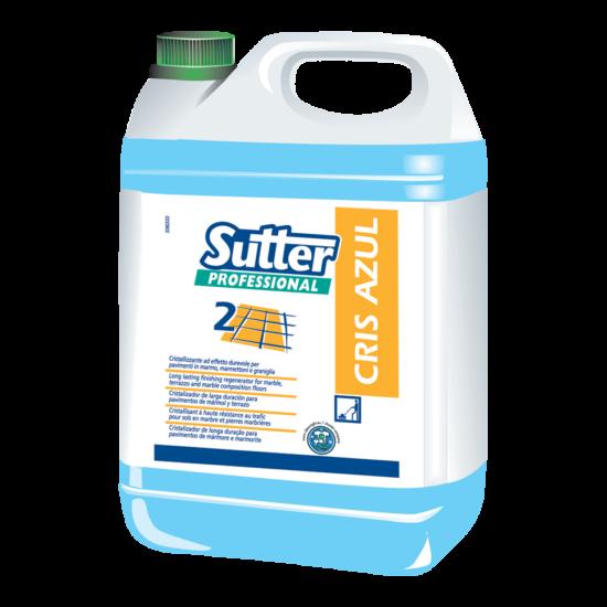 Sutter Cris Azul kezelőszer kőfelületek kristallizálásához 5kg 4kanna/gyűjtő