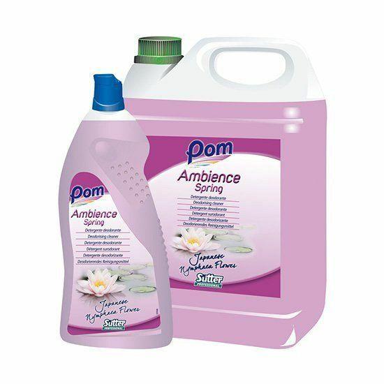 Sutter Ambience Spring általános tisztítószer 5kg 4kanna/gyűjtő