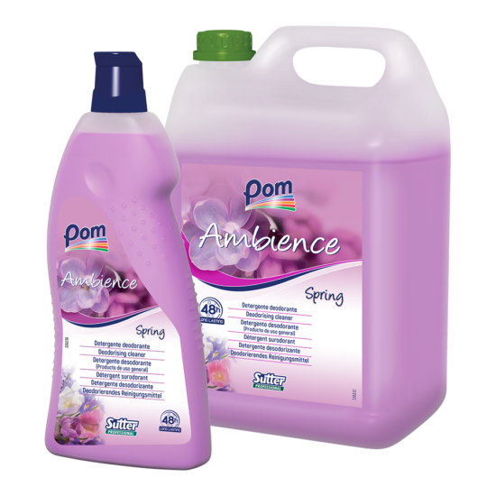 Pom Ambience Spring általános tiszító 1l 12flakon/karton