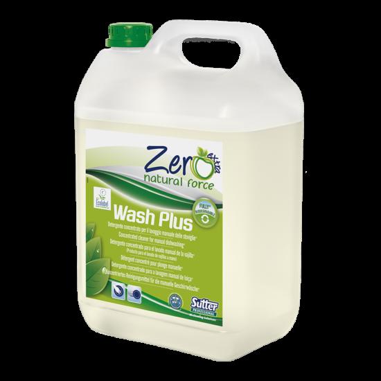 Sutter Zero Wash Plus Ecolabel kézi mosogatószer 5kg 4kanna/gyűjtő